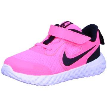 Nike Kleinkinder MädchenREVOLUTION 5 - BQ5673-602 pink