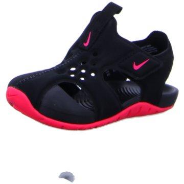 Nike SandaleBoys' Nike Sunray Protect 2 (TD) Sandal - 943827-003 schwarz