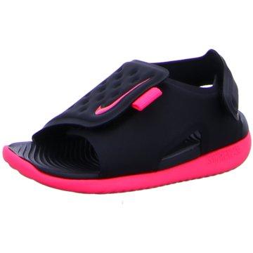Nike Sandale schwarz