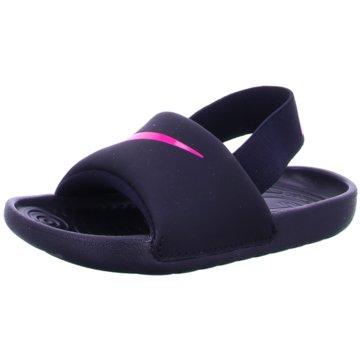 Nike Kleinkinder MädchenCHINELO NIKE KAWA SLIDE BT Baby/Toddler Slide - BV1094-008 schwarz