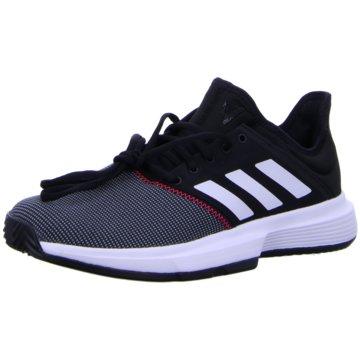 adidas OutdoorGameCourt Schuh - CG6334 schwarz