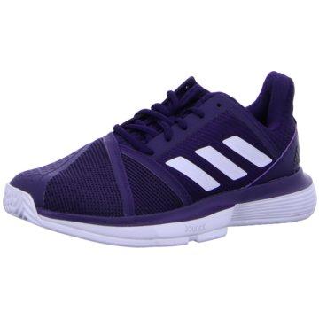 adidas OutdoorCourtJam Bounce Schuh - CG6355 blau