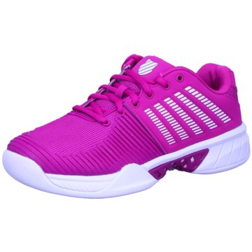 K-Swiss Indoor pink