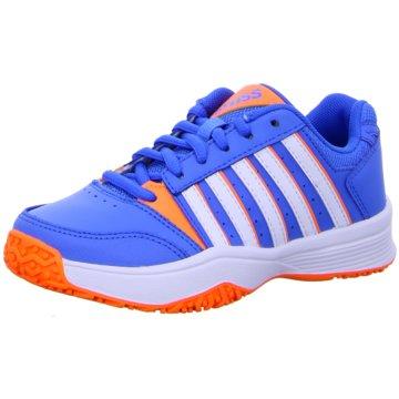 Dunlop Tennisschuh blau