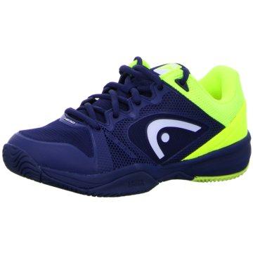 Head Tennisschuh blau
