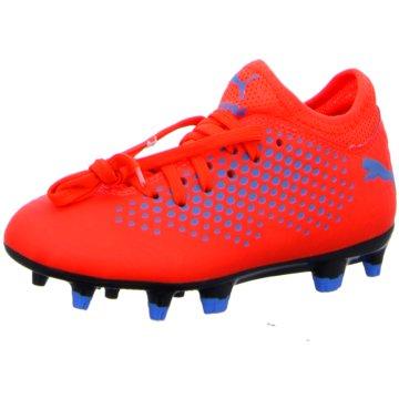 Puma Fußballschuh rot