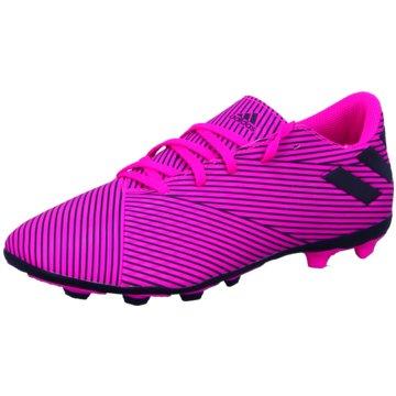 adidas Nocken-SohleNEMEZIZ 19.4 FXG J - F99949 pink