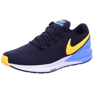 Nike RunningNIKE AIR ZOOM STRUCTURE 22 MEN'S R schwarz