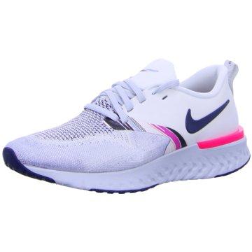 Nike Natural RunningOdyssey React 2 Flyknit Premium Women weiß