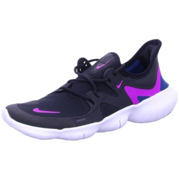 Nike RunningFree RN 5.0 Women schwarz