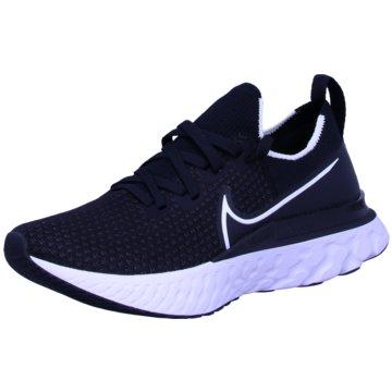 Nike RunningREACT INFINITY RUN FLYKNIT - CD4372-002 schwarz