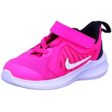 Nike Sneaker LowNike Downshifter 10 Baby/Toddler Shoe - CJ2068-601 pink