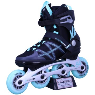 K2 Inline SkatesALEXIS 84 PRO - 30E0114-1-1 schwarz