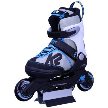 K2 Inline Skates blau