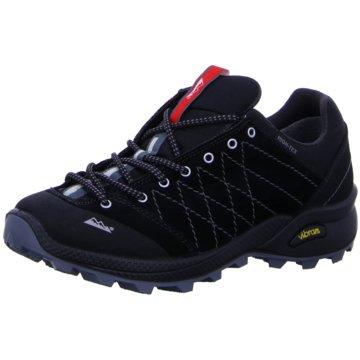 HIGH COLORADO Outdoor SchuhCREST TRAIL UNISEX - 1020823 schwarz