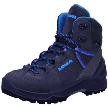 LOWA Wander- & BergschuhLEDRO GTX MID JUNIOR - 340108 blau