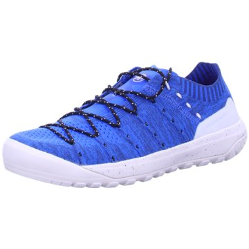 Mammut Outdoor SchuhHUECO KNIT LOW MEN - 3020-06190 blau