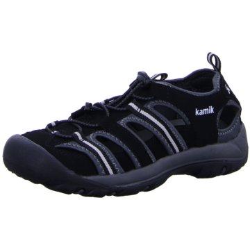 KAMIK Outdoor Schuh schwarz