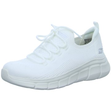 Skechers Sneaker LowColor Connect weiß