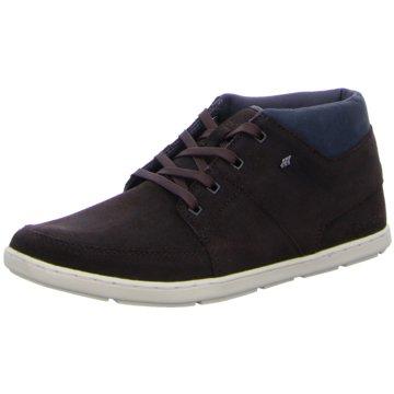 Boxfresh Sneaker HighCluff schwarz