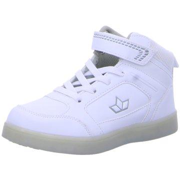 Brütting Sneaker High weiß