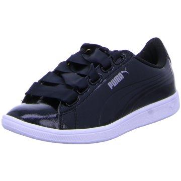 Puma Sneaker LowVikky Ribbon P schwarz