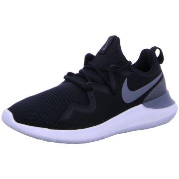 Nike Sneaker LowTessen schwarz