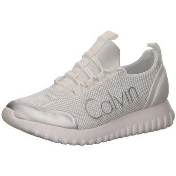 Calvin Klein Casual Basics weiß