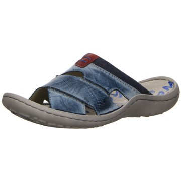 KRISBUT Komfort Schuh blau