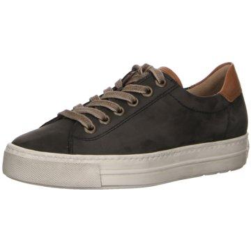 Paul Green Plateau Sneaker4741 grau