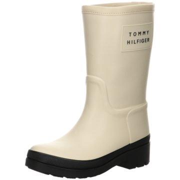 Tommy Hilfiger Stiefel beige