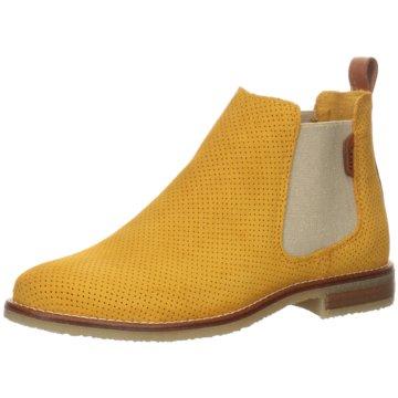 Salamander Chelsea Boot gelb