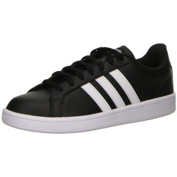 adidas Sneaker LowGRAND COURT - F36393 schwarz
