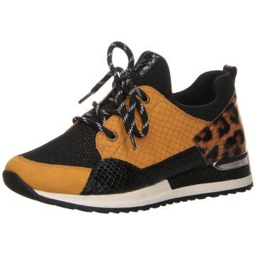 Remonte Sneaker LowR25 schwarz