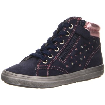 Richter Sneaker High blau