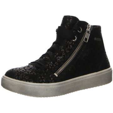 Superfit Sneaker High schwarz