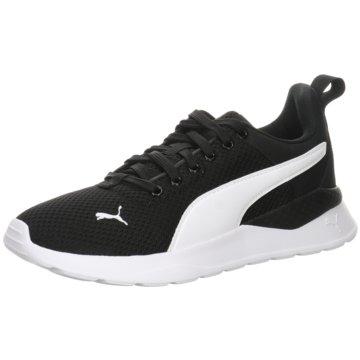 Puma Sneaker LowANZARUN LITE JR - 372004 001 schwarz