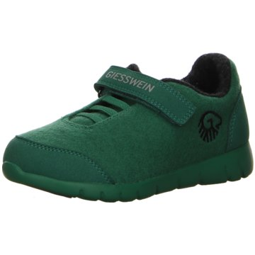 Giesswein Sneaker LowMerino Wool Runner grün