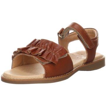 Kim Kay Offene Schuhe braun