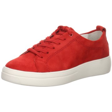 Gabor Plateau Sneaker rot
