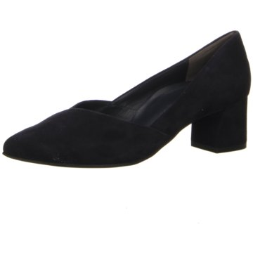 Paul Green Komfort Pumps blau