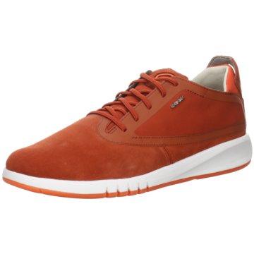 Geox Sneaker LowSIRON rot