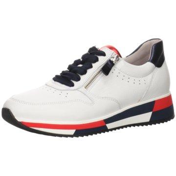 Gabor Sneaker LowSneaker weiß