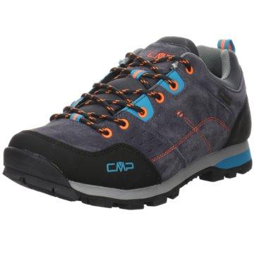 CMP Outdoor SchuhALCOR LOW TREKKING SHOE WP - 39Q4897 grau