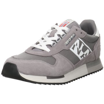 Napapijri Sneaker Low grau