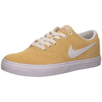 Nike Sneaker Low gelb