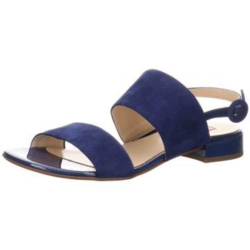 Högl Sandale blau