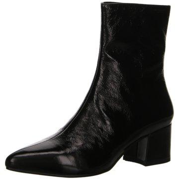 Vagabond Klassische Stiefelette schwarz