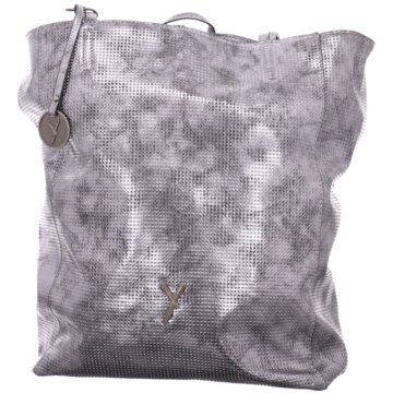 Meier Lederwaren Taschen Damenmissy silber