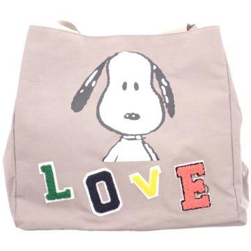 Codello TaschenShopper Snoopy grau